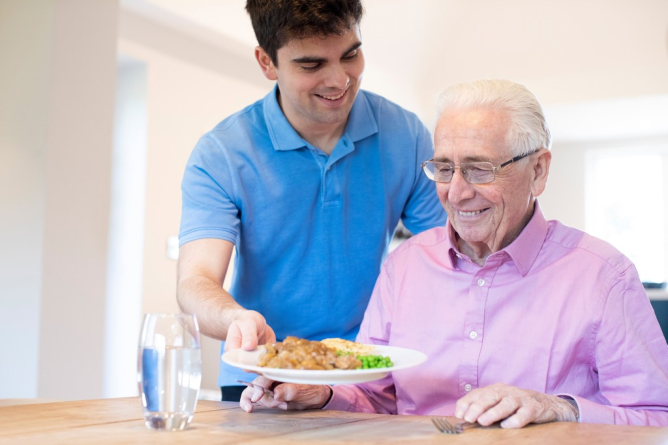 Convenient and Nutritious Foods for Seniors